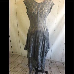 Lace Festival Dress